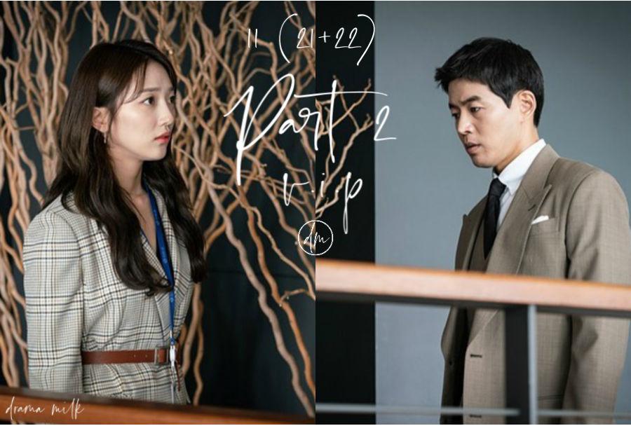 Recap VIP Episode 22 Korean drama