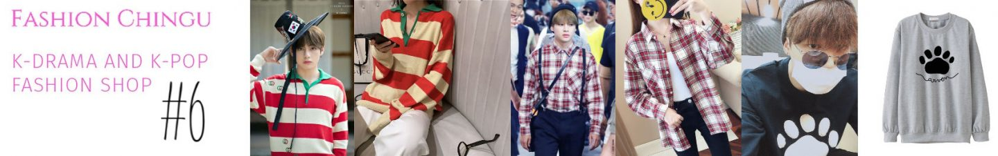 Fashion Chingu for Idol and Kdrama Fashion
