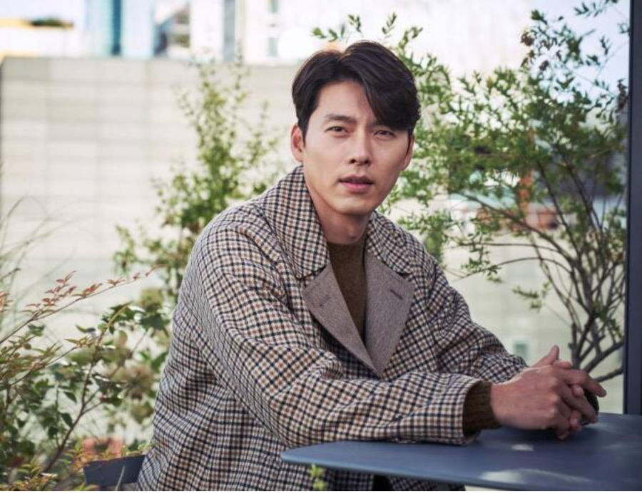 Hyun Bin Signed on for  New Movie for 2020