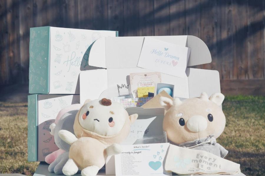 Hello Korean Drama Boxes from Meeniful!