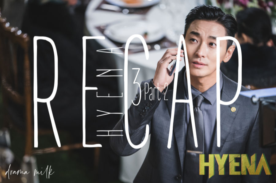 Hyena: Episode 3 Recap – Part 2