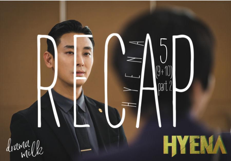 Hyena: Episode 5 (9-10) Recap – Part 2