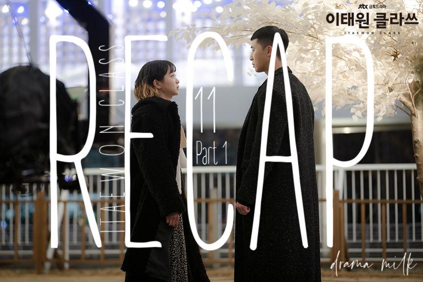 Itaewon Class: Episode 11 Live Recap – Part 1