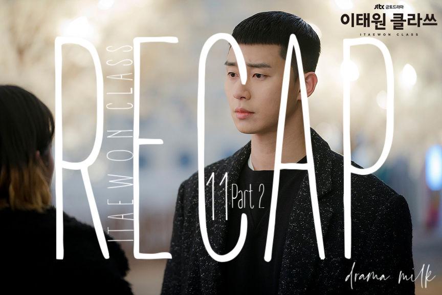 Itaewon Class: Episode 11 Live Recap – Part 2