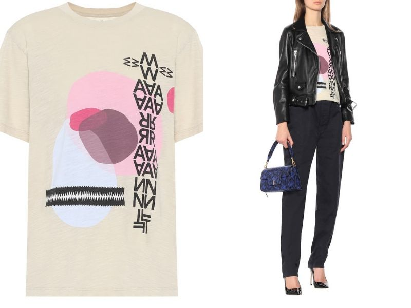Get The Look: Woo Do-Hee's Playful Tee