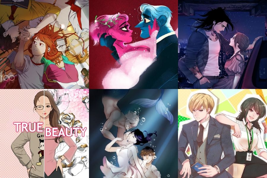 6 Fun, Flirty, and Fantastical Korean Webtoons We Love