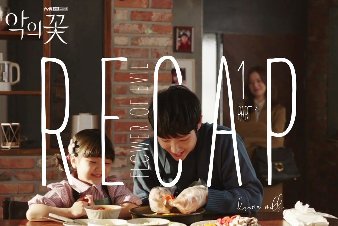 Flower of Evil: Episode 1 Recap - Part 1 • Drama Milk
