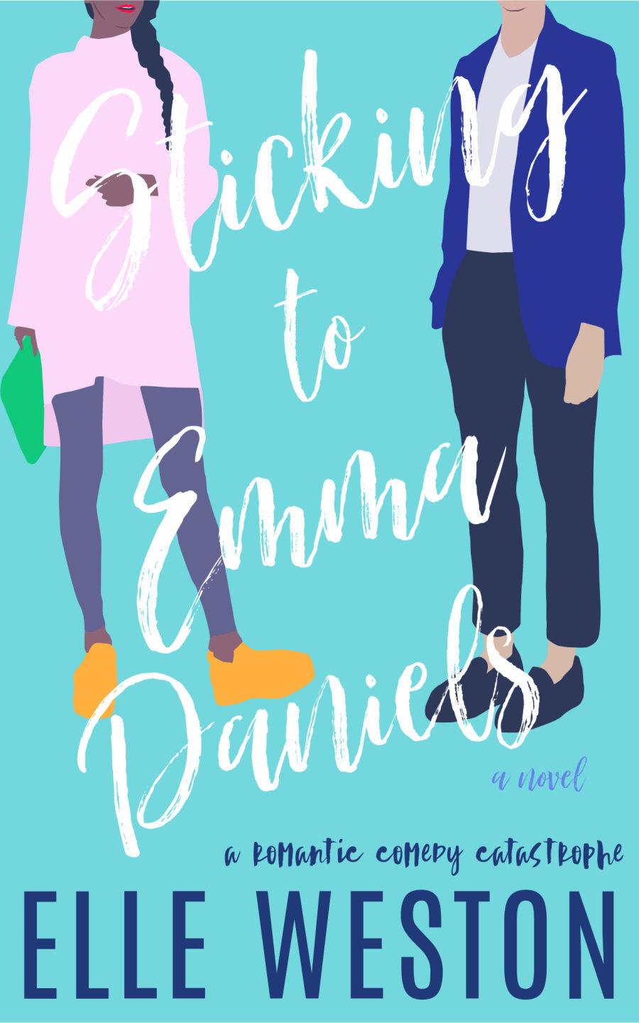 Sticking to Emma Daniels a fun Korean Drama-esque Book on Kindle Unlimited