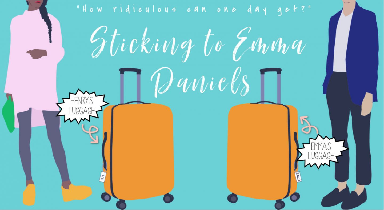 Sticking to Emma Daniels - Books Like Korean dramas Romantic comedy books