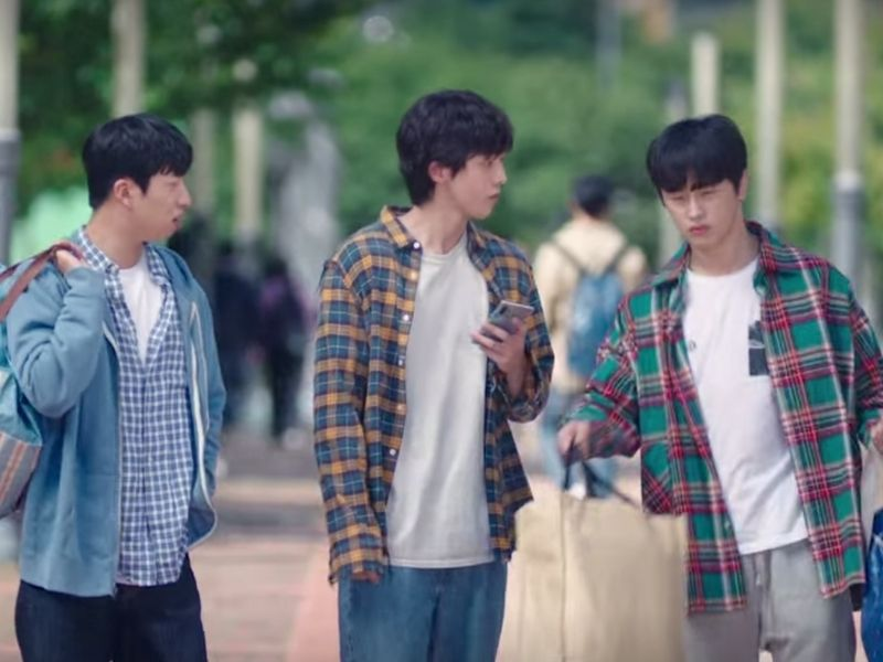 Get The Look: Do-san's Fantastic Flannel In Start-Up (Boyfriend Fit)