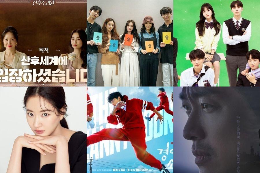 6 K-Dramas Airing In November 2020