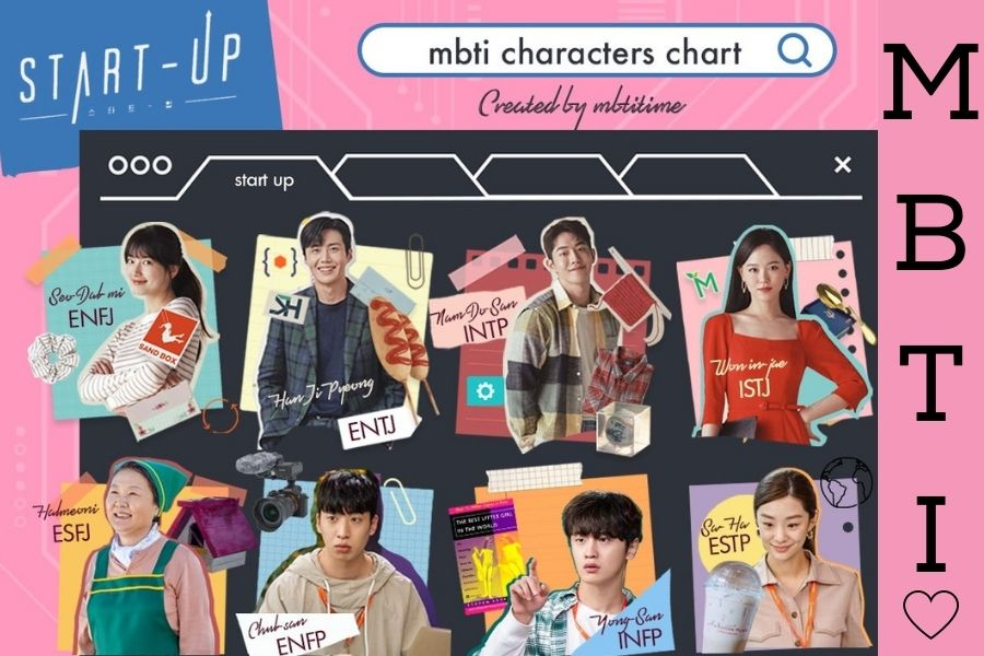 Who Should Dal-mi have ended up with based on her MBTI? (You won't believe who her ideal match is.) Start-Up Final Episode
