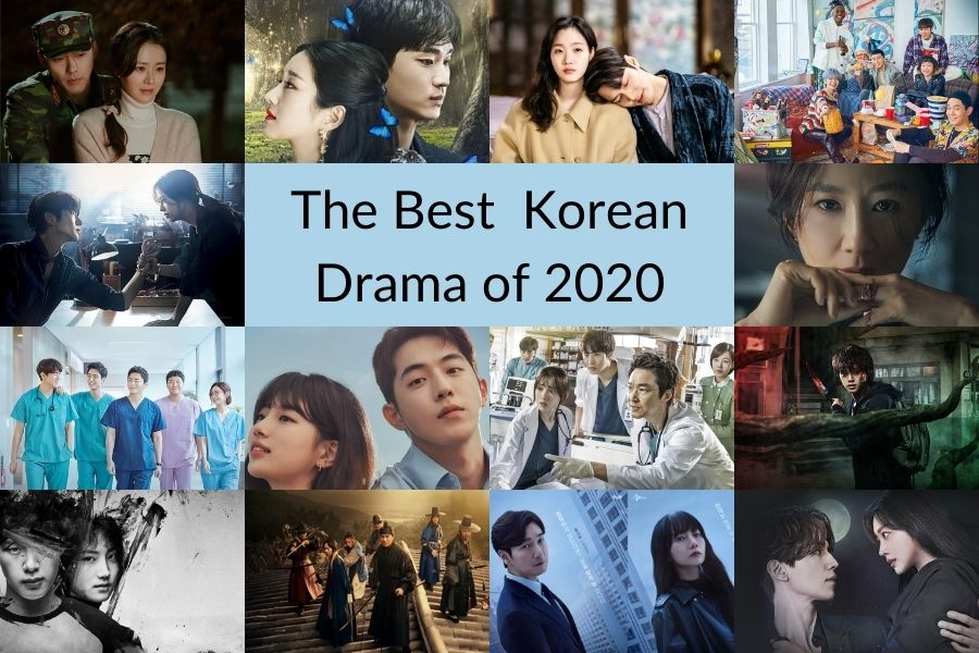 What was the BEST K-drama of 2020? (Vote in the Milkies)