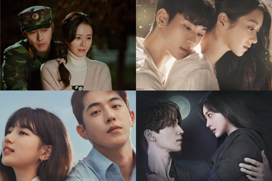 Who was the best K-drama couple of 2020? (The Milkies 2020)