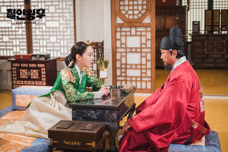 Preview: Mr. Queen Ep 17 (Spoilers)
