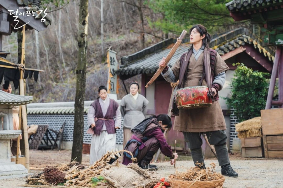 Recap: River Where the Moon Rises  Episode 2 and 3