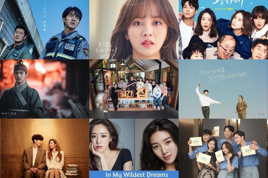 9 K-Dramas Airing in March