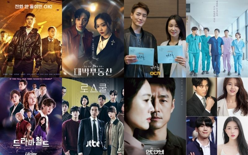 7 K-dramas Airing in April (Plus an Honorable Mention)
