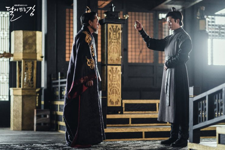 Preview: River Where the Moon Rises Ep 6 (Spoilers)
