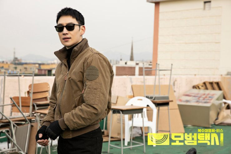Thoughts: Taxi Driver (Episodes 4 & 5) Korean Drama