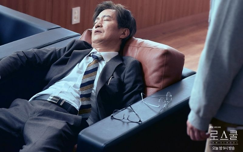 REVIEW: Law School Episode 10