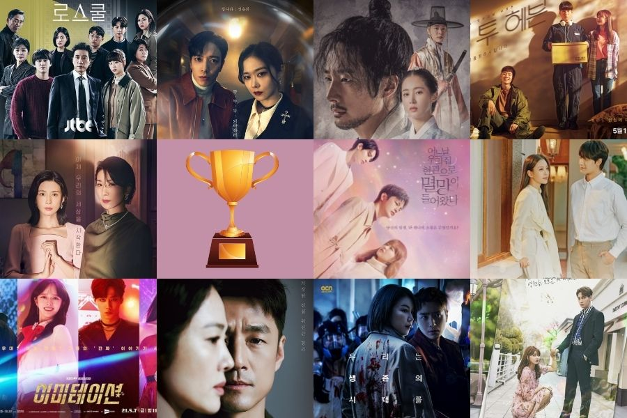 What's The Best K-Drama Airing Right Now? (POLL)