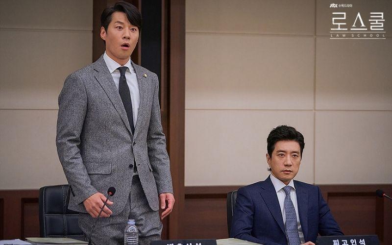 REVIEW: Law School Episode 8