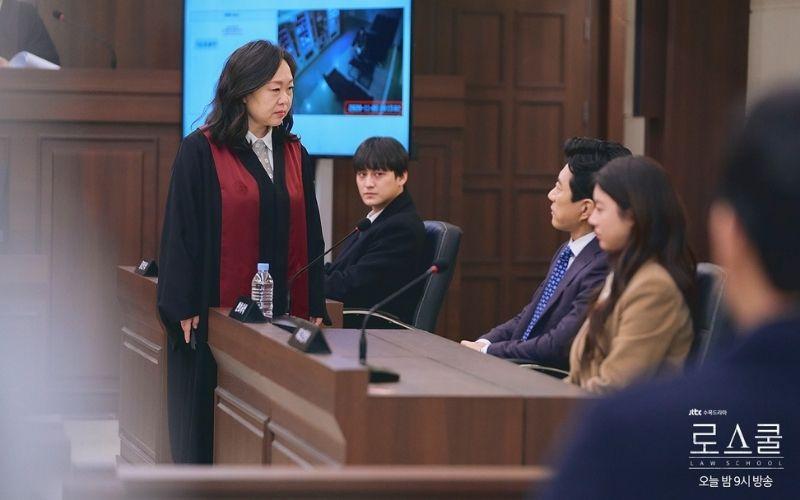 REVIEW: Law School Episode 12