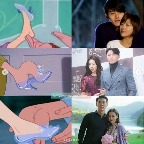 What Is The Perfect K-Drama Pairing? (Featuring Cinderella's Glass Slipper)